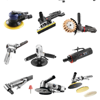 pneumatic finishing tools